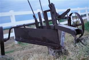 Antique Farm Implement/ Equipment