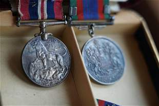 MEDALS- VOLUNTARY SERVICE CANADA 1939-1945
