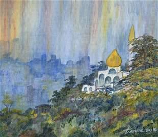 CHRISTIANNE GOONTING: I LOVE THE SMELL OF RAIN, 2012