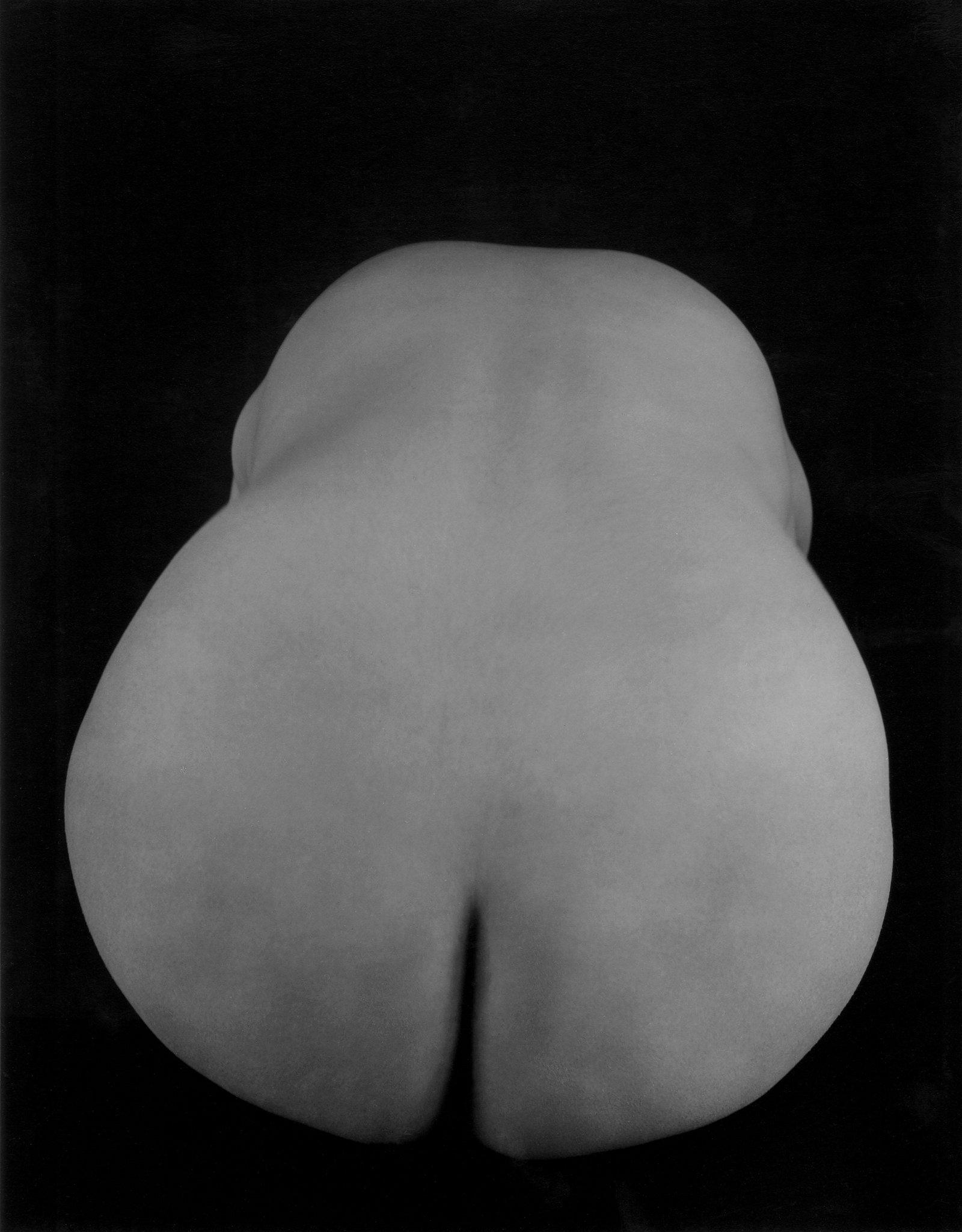 EDWARD WESTON Nude (Anita 51N), 1925