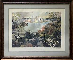 Nat Youngblood Limited Edition 276/950 Lithograph