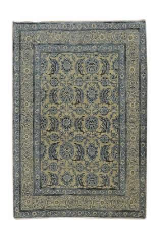 Antique Haji Jalili Persian Rug, Circa 1890