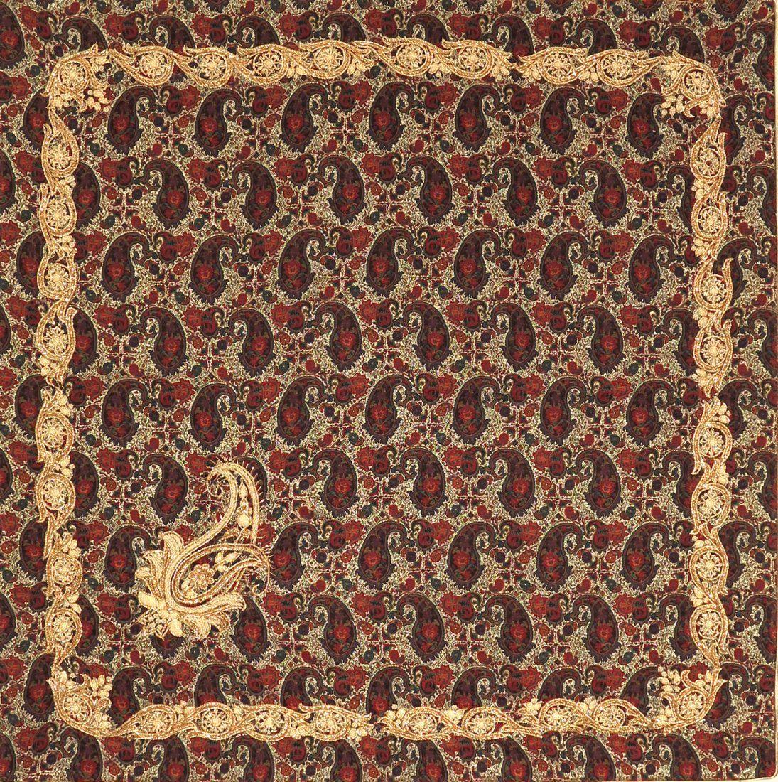 Royal 4 Jeggehe Persian Silk Termeh