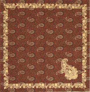 Royal Jeggeh Persian Silk Termeh