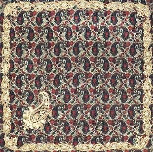 Royal Tent Persian Silk Termeh