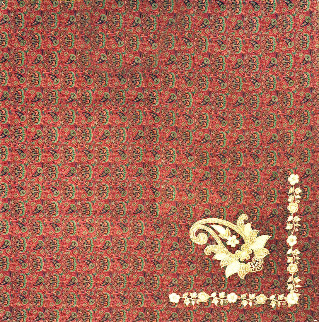 Signature Jeggeh Persian Termeh Silk