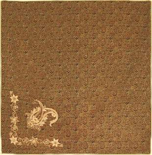 Treasure of Desert Persian Silk Termeh