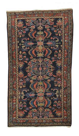 Antique Lilihan Persian Rug, Circa 1890
