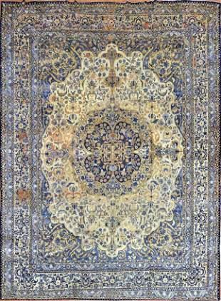 Antique Perisan Kerman Rug, Circa 1890