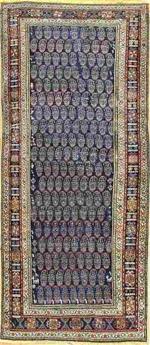 Vintage Malayer Persian Runner Rug