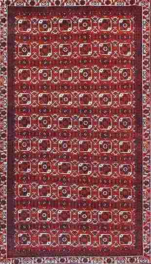 Vintage Turkman Afghani Rug