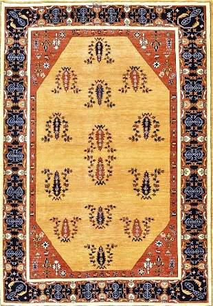 Vintage Gabbeh Persian Rug