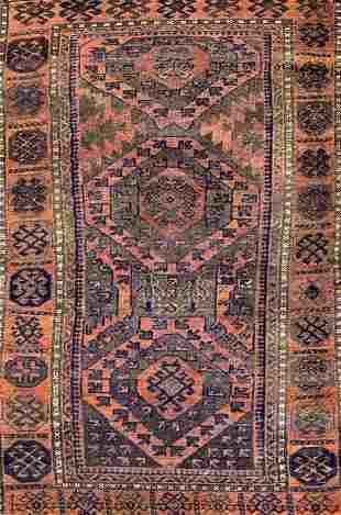 Antique Balouch Tribal Persian Rug