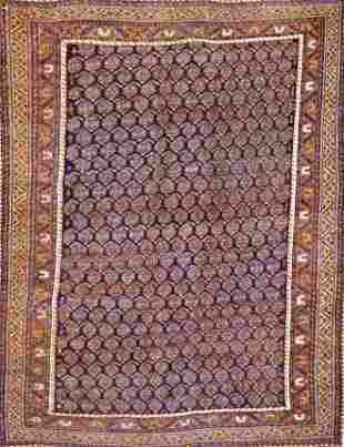 Antique Quashqai Tribal Persian Rug