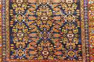 Vintage Karajeh Persian Rug
