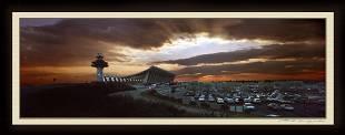 Historic Panoramic Photo Of Washington International