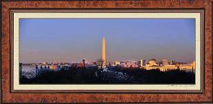 Photo of the Sunrise In Washington D.C. in Color