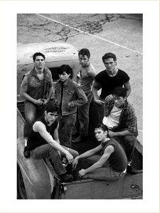 David Burnett's: 'The Outsiders'- Tulsa, 1982