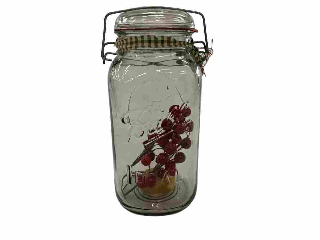 2 gallon ball jar