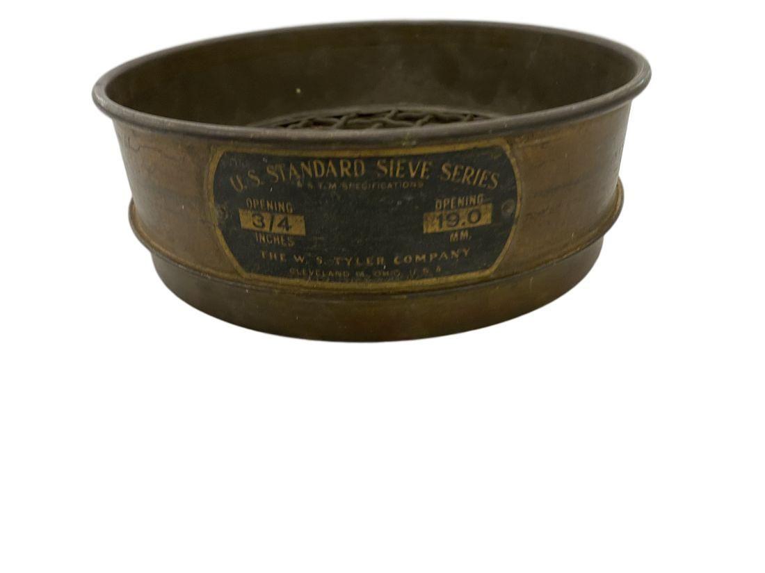 copper sieve