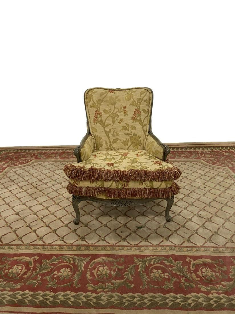 French provencial style chair