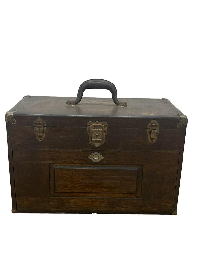Gerstner antique toolbox