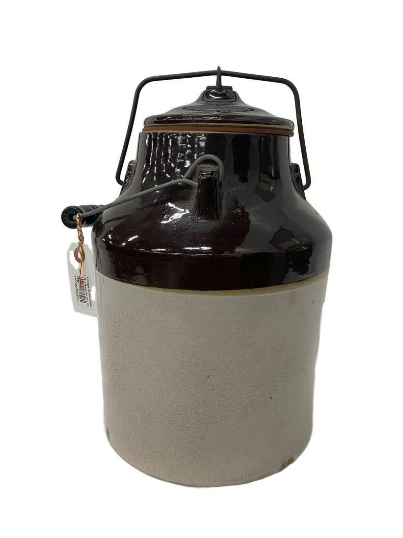 crock jar