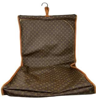 A Vintage Louis Vuitton Garment Bag