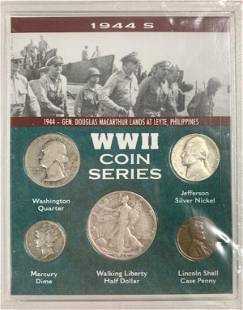 1944s WWII Coin Series