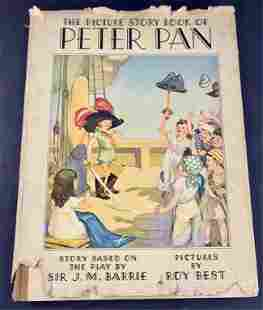1931The Picture Story Book of Peter Pan