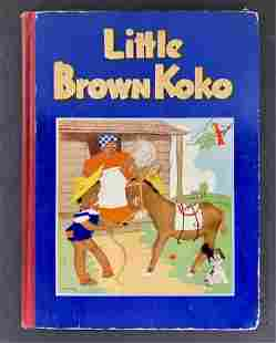 1940 Little Brown Koko Book
