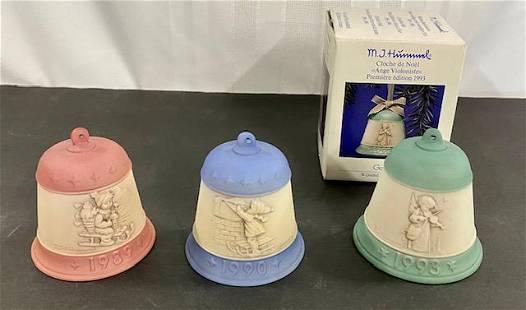 3 Goebel Bells