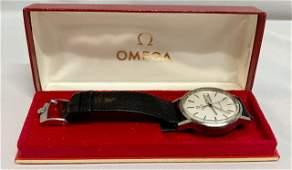 Vintage Men's Omega Watch