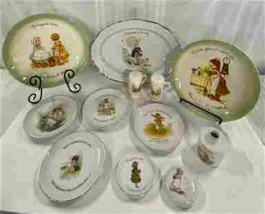 12 Assorted Pieces of Holly Hobbie