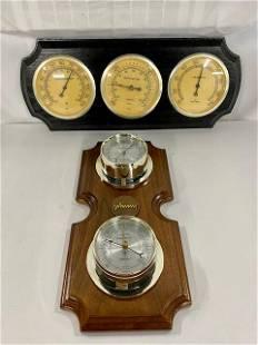 2 Barometers - Tharpe - Sunbeam
