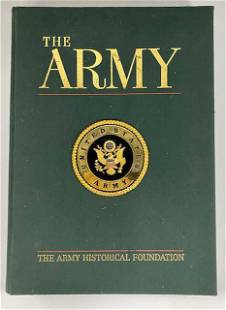 The Army Book - 2001