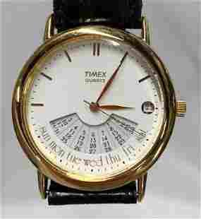 Timex Watch w/ Date/Calendar