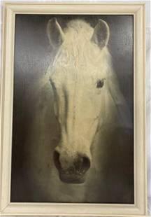 Large Decorator Horse Picture