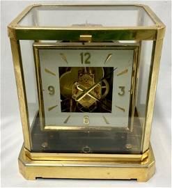 Vintage Le Coultre Atmos Mantle Clock