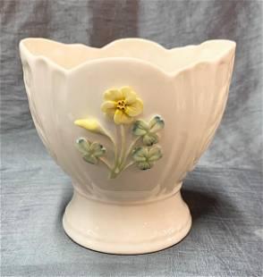 2004 Belleek Trinity Mini-Cache Pot