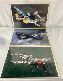 3 War Plane Pictures