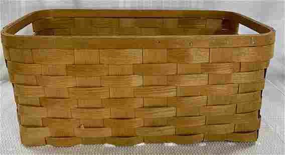 Handmade Laundry Type Basket