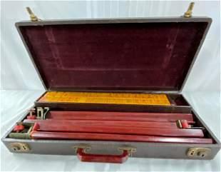 Vintage Mahjong Set - Bakelite