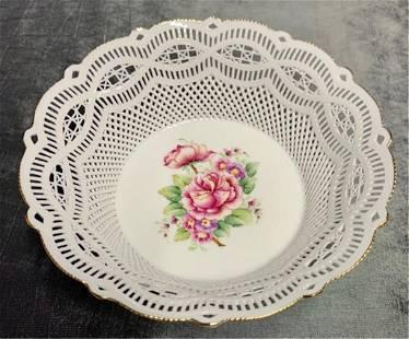 Moga Romanian Porcelain Bowl