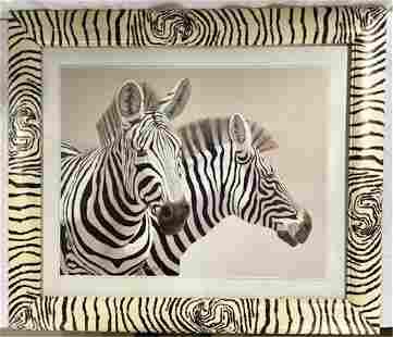 Designer Zebra Print