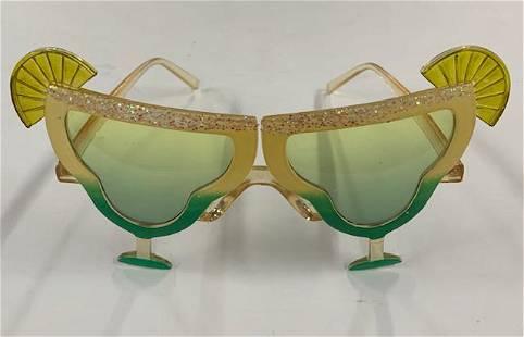 Vintage Style Margaretta Sunglasses