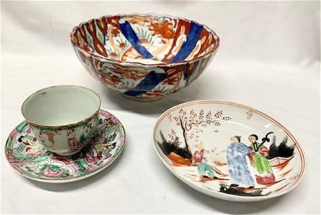 Asian Cup & Saucer / Dish/ Bowl