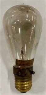 Vintage Light Bulb - WORKS!