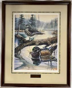 """Blackwater Woodies"" Signed & Numbered Print"