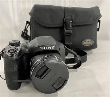 Sony Digital - Cyber Shot Camera
